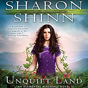 Unquiet Land Audiobook