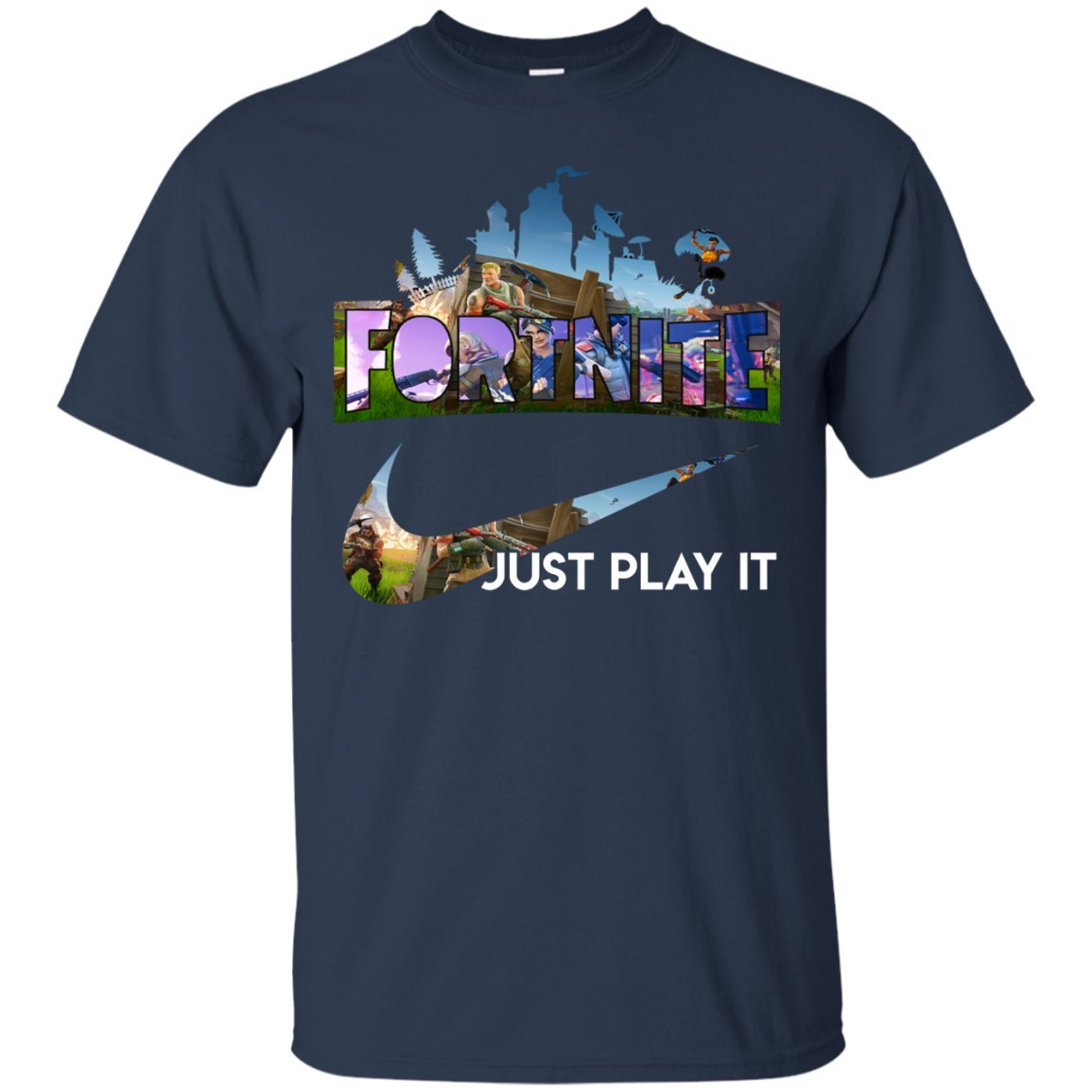 Mummy Tee Fortnite Burnout Heroes Just Play It T-Shirts