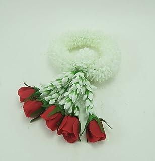 100 Pcs Tissue Paper Jasmine Buds Flower Thai Handcrafts Free Shipping