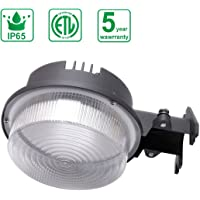 MINGER 30W Dusk to Dawn LED Outdoor Barn Light Photocell Included