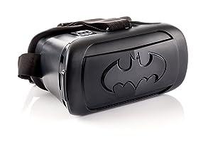VRSE Batman Virtual Reality Set (Color: Multi, Tamaño: 8.50 x 4.75 x 10.75 Inches)