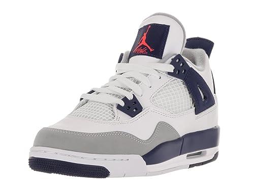 Nike Air Jordan 4 Retro GG, Zapatillas de Running para Mujer: Amazon.es: Zapatos y complementos
