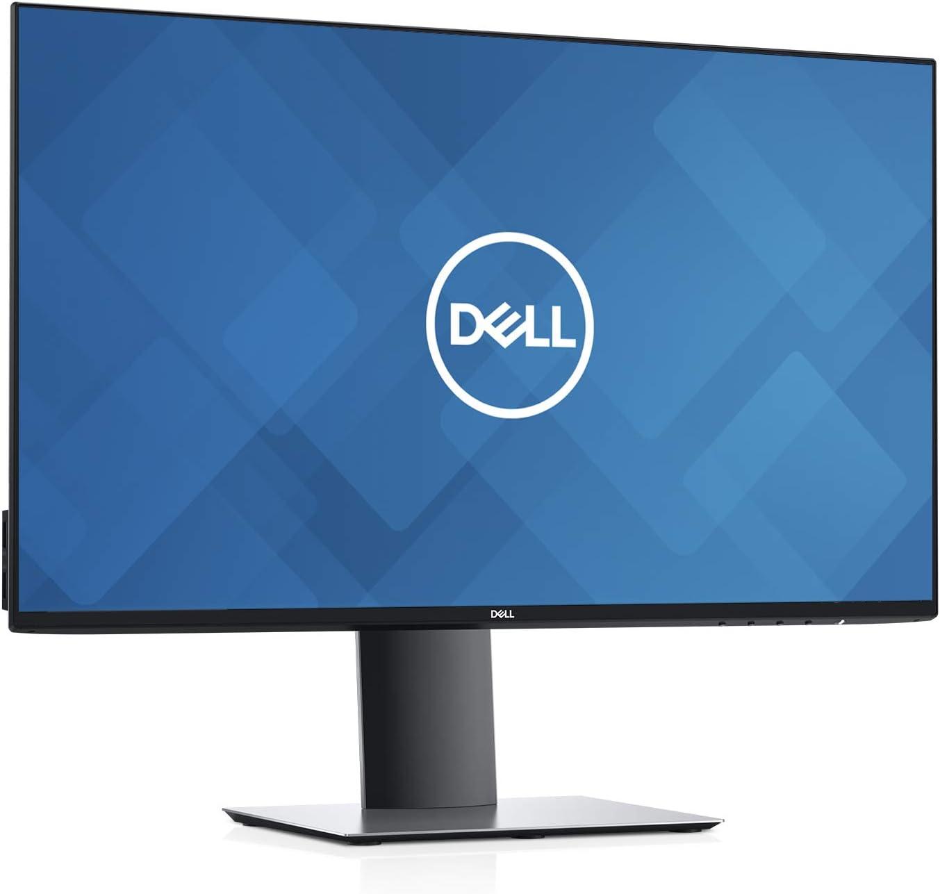 Dell Ultrasharp U2419HC Panel| 24 Inch Ultrathin| 1920 X 1080 @ 60Hz| FHD| IPS Technology| Vesa Mount Compatible, Black