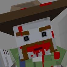 Zombie Trigger Shooter Pixel Art 3D