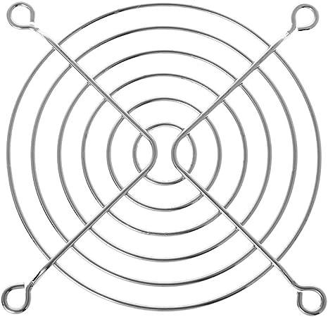 Ranuw - Rejilla de Malla de Hierro de 9 cm de diámetro para ...