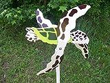 Whirligig Turtle, wind spinner
