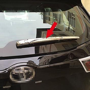 Generic trasera Tapa de la ventana limpiaparabrisas cromo para ...
