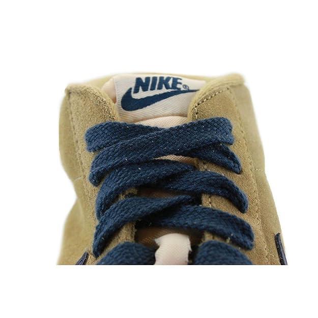 newest 04084 38d80 Nike Blazer Mid Suede Vintage 518171 201 Mens Laced Suede Trainers Filbert  Blue - 9œ  Amazon.fr  Chaussures et Sacs