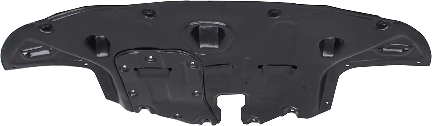 Front Engine Splash Shield Compatible with 2016-2018 Hyundai Tucson Under Cover,
