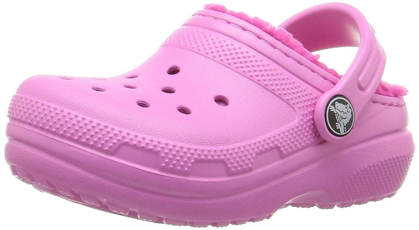 Crocs Kids' Classic Lined Clog -