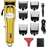 SURKER Hair Clippers for Men Trimmer for Men Hair Trimmer Beard Trimmer Barber Hair Cut Grooming Kit Machine…