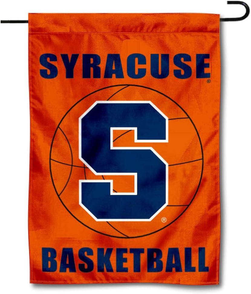 College Flags & Banners Co. Syracuse Orange Basketball Garden Flag