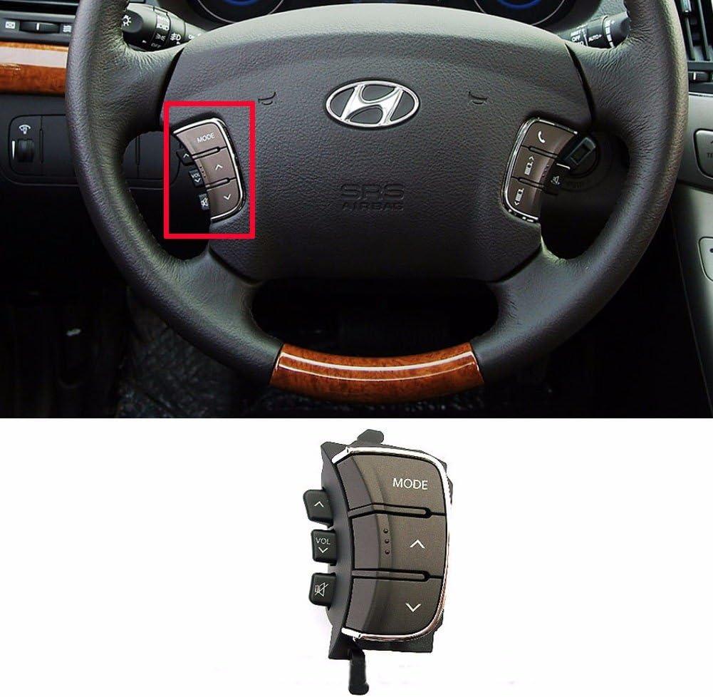 Steering Remote Control Switch LH For Hyundai 2008-10 Sonata Transform OEM Parts