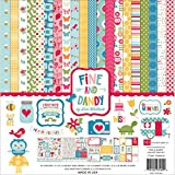 Echo Park Paper Collection Kit 12-Inchx12-Inch-Fine and Dandy