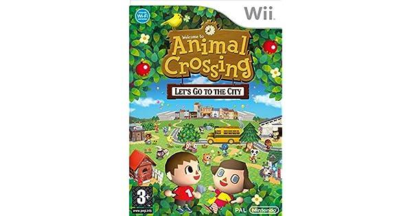 Animal Crossing: Lets Go To The City (Wii) [Importación inglesa]: Amazon.es: Videojuegos