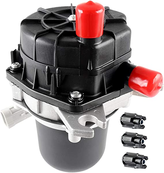 FINDAUTO Secondary Smog Air Injection Pump for S10 Chevrolet Blazer K2500 Suburban Chevrolet Tahoe Mustang 1996-2007 Ford Taurus C2500 Suburban 1998-2000 GMC Jimmy Brand New
