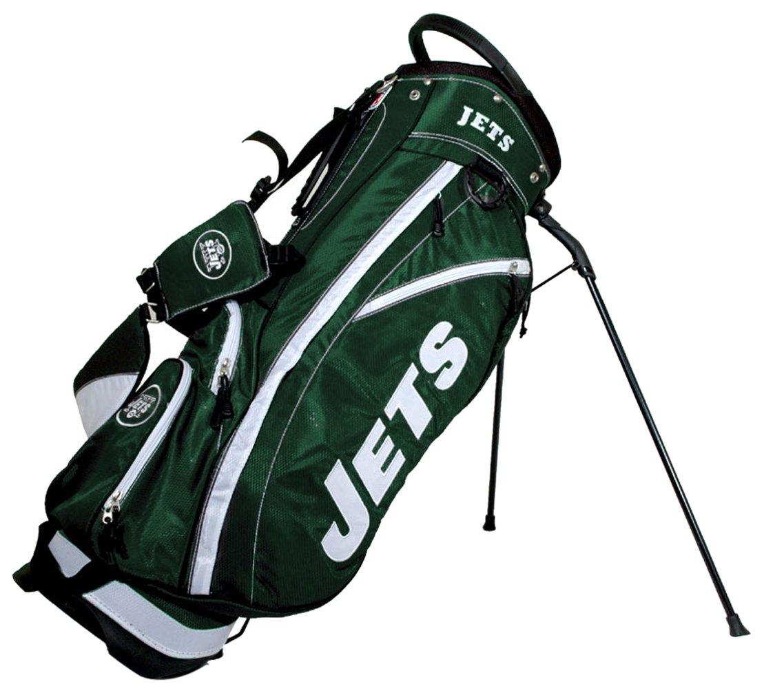 偉大な MLB フェアウェイ Jets York ゴルフスタンドバッグ B003NGO0CM New York New Jets, すこやかECO通信:28759d1e --- granjalailusion.com.ar