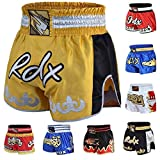 Best Mma Shorts - RDX Pro Muay Thai Fight Shorts MMA Grappling Review