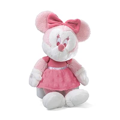 "Gund 11"" My First Minnie Plush: Toys & Games"