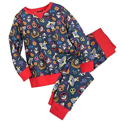 Disney Coco Sleep Set For Girls Size 11/12