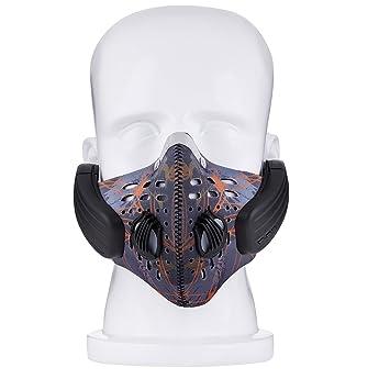 DiGiCare Auriculares Hueso con Máscara Depotiva (Antiestáticos, Bluetooth, Llamada Micrófono Manos Libres)