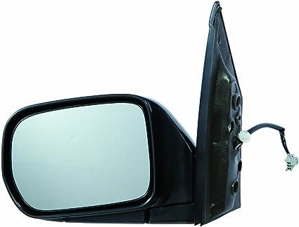 Depo 317-5419R3EB Honda Odyssey Passenger Side Textured Non-Heated Power Mirror