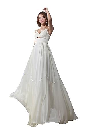 1d239a957c64e Wonderful(ワンダフル)純潔無垢 白い エンパイアライン 大きいサイズ ロングドレス 白 通販 ミセス ...