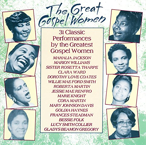 Great Gospel Women / Various by as i am