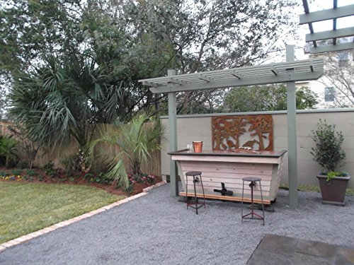 Rustic Party Gras (Crashers Backyard)