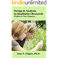 Design and Analysis in Qualitative Research