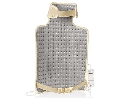 Silvercrest espalda Cuello srnh 100 D3 espalda Cojín de calefacción Calefacción)