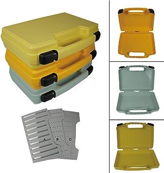aventik Streamer moscas caja super grande caja para moscas de ...