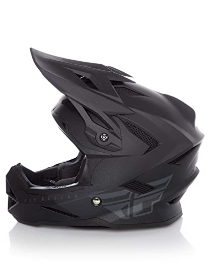 Fly Racing Casco Entero MTB para Niño 2019 Default Negro-Gris: Amazon.es: Coche y moto
