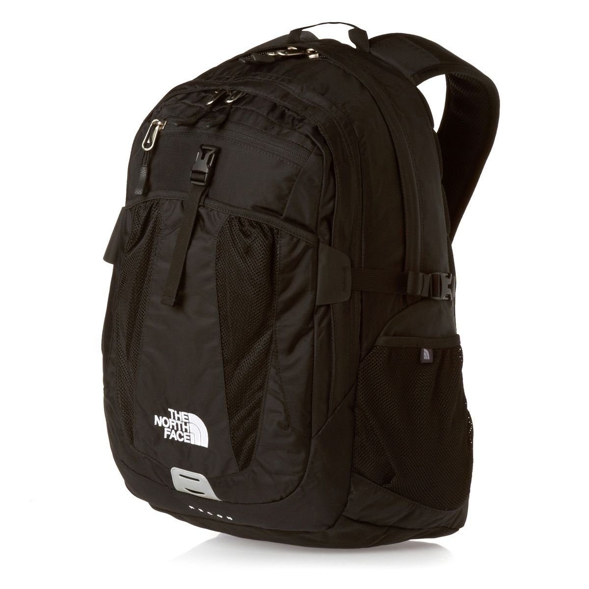 The North Face Women Recon Laptop Backpack Book Bag 18X13X3 TNF Black by The North Face