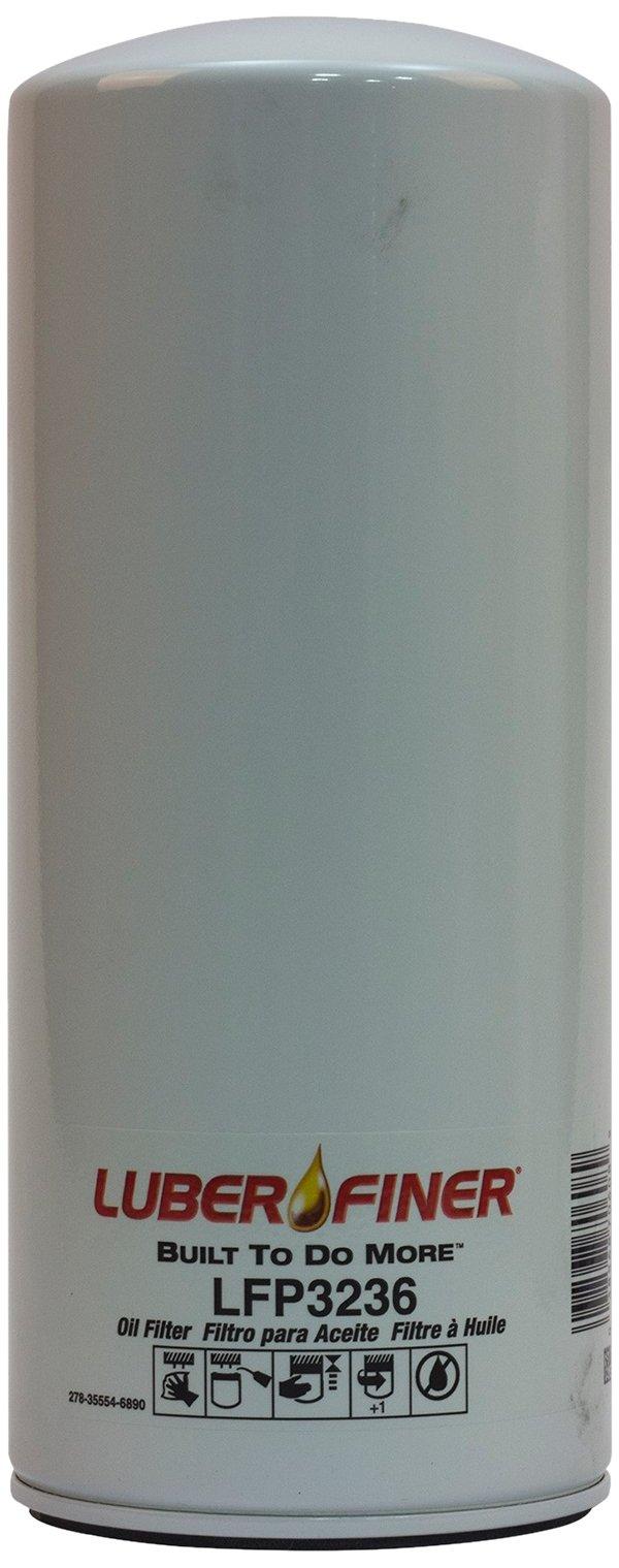 Luber-finer LFP3236-6PK Heavy Duty Oil Filter, 6 Pack