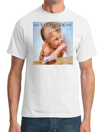 4cdda241d53 Van Halen MCMLXXXIV - Official Rock Kids T-Shirt  Amazon.co.uk  Clothing