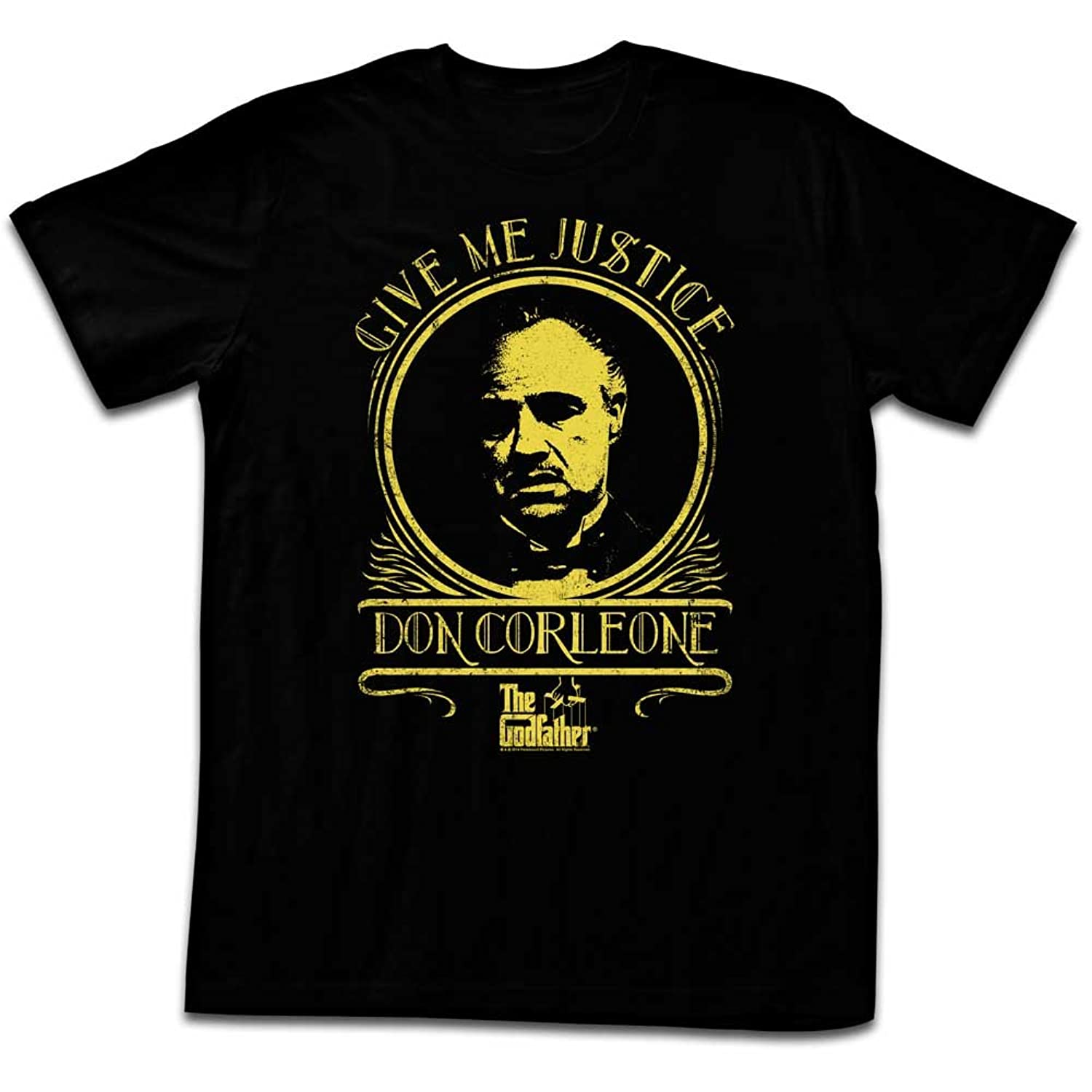 Godfather - Mens Justice T-Shirt