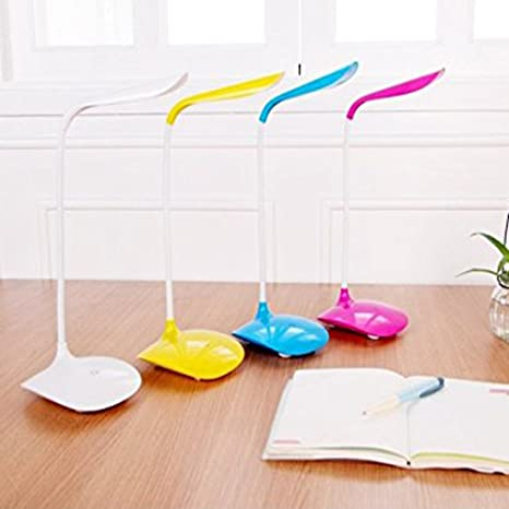 UniFire® Fashion Wind Desk Light Adjustable Rechargeable LED USB Touch  On/off Switch Desk