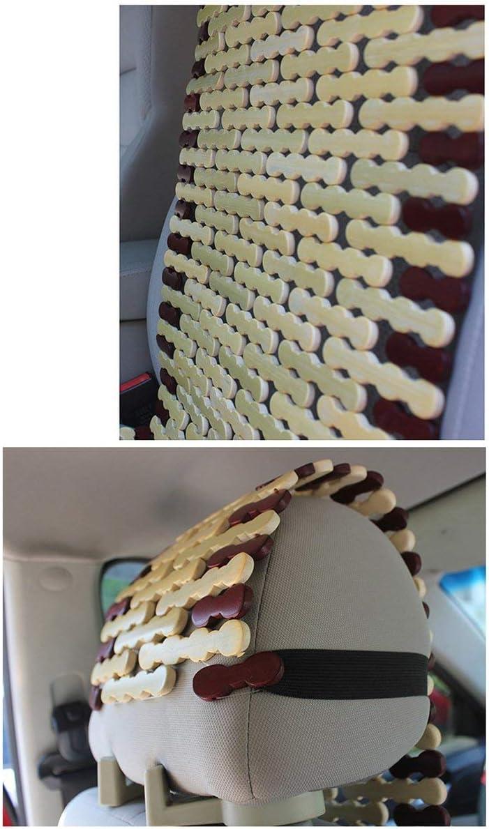 Merlove Natural Bamboo Car Seat Cushion Summer Breathable ...