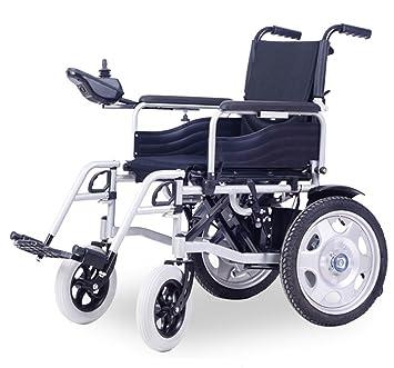 Silla de ruedas eléctrica, Scooter Antiguo, Plegable, discapacitado, ciclomotor, Totalmente automático