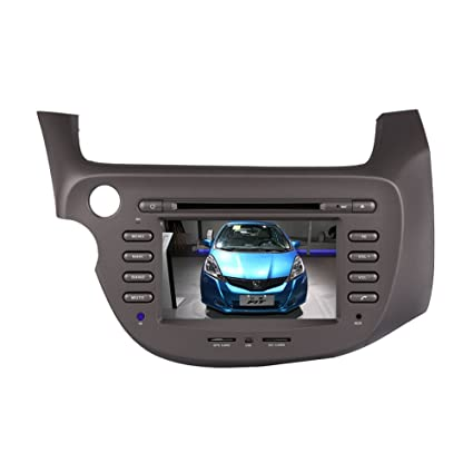 Amazoncom 7 Inch Touch Screen Car Gps Navigation For Honda Fit