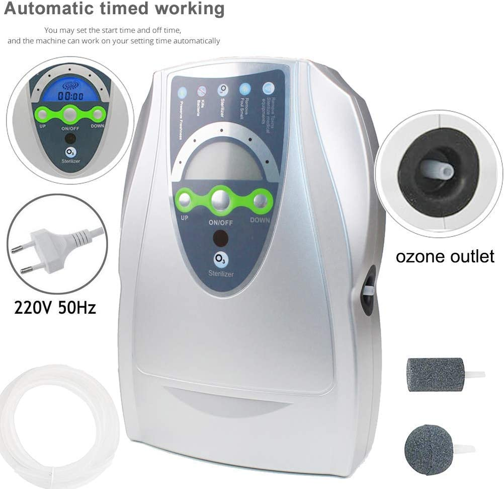 Renge Generador de ozono Purificador de aire Ozonizador para ...