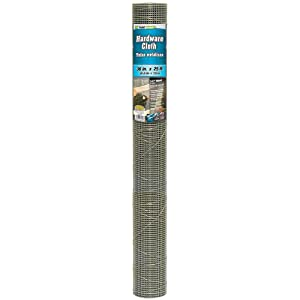 YARDGARD 308233B Fence, 25 Foot, Silver
