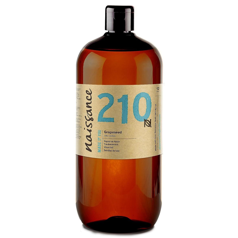Naissance Traubenkernöl 1 Liter (1000ml) 100% rein