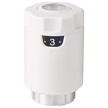 Radbot - Termostato inteligente para radiador con sensor de ...