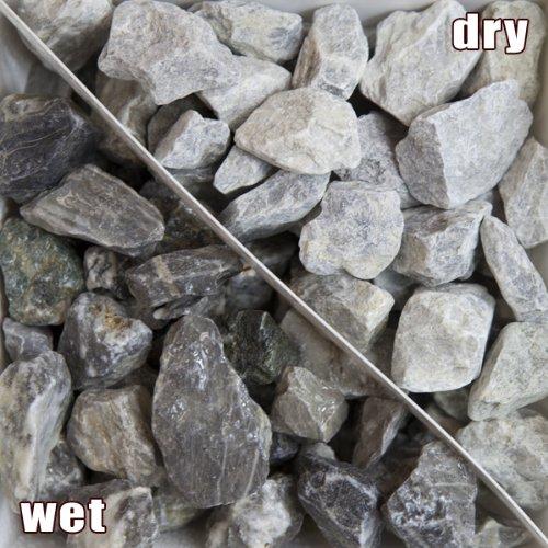 白砕石 20-30mm 20kg(13.3L)×20袋セット 【400kg】【S-30】【4号砕石】 B00BF7QYS4   400kg