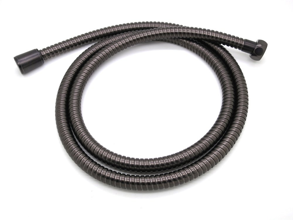Amazon.com: Dura Faucet Stainless Steel RV Shower Hose Replacement ...