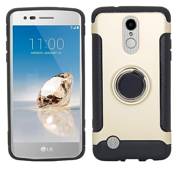 buy popular 09edf d1895 Amazon.com: LG K8 2017 Case, LG Aristo MS210 Case, LG LV3 Case, LG ...