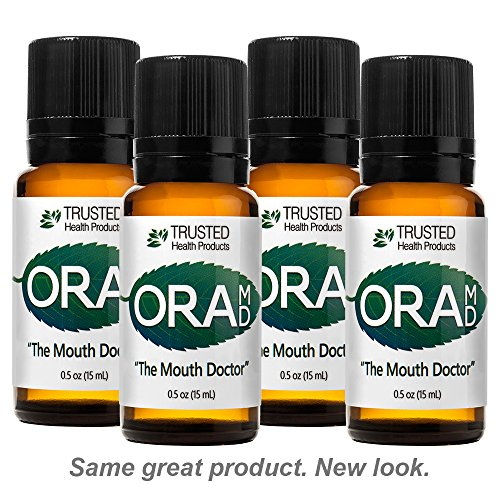 Ora MD Original - All Natural Toothpaste, Fresh Mint (4)