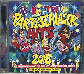 Baiiermann Partyschiager 2oi8 Various Willi Herren Dj Duse